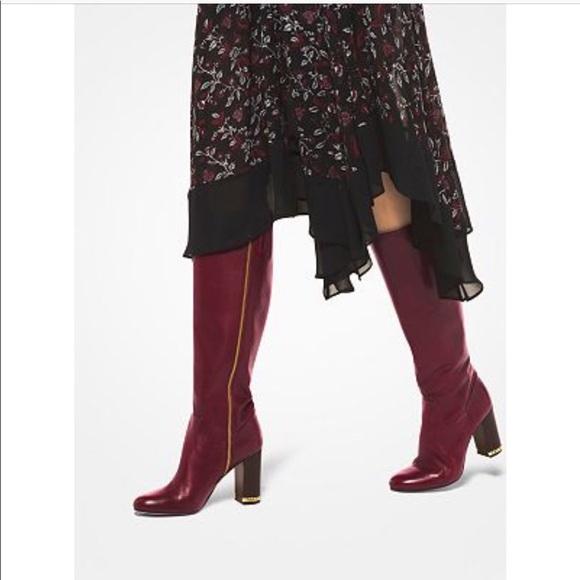 Michael Kors Walker Boots